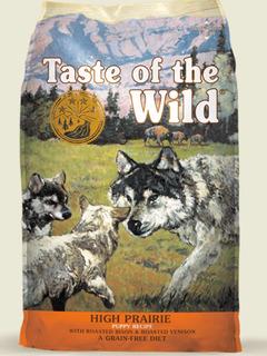 Taste Of The Wild Bisonte Y Venado Co - kg a $37500