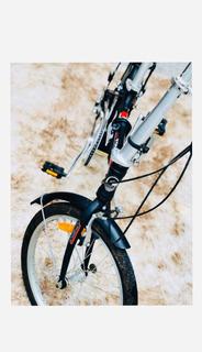 Bicicleta Aurorita Rodado 20