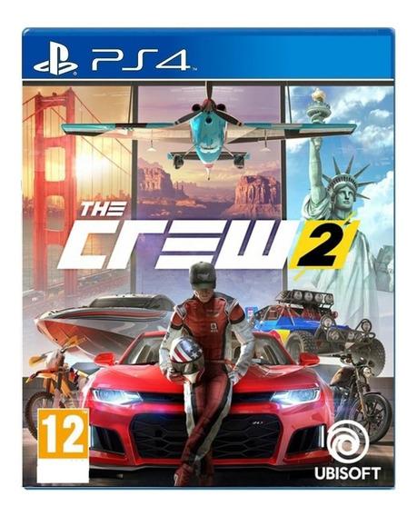 The Crew 2 - Ps4 Digi Ttal Promoção
