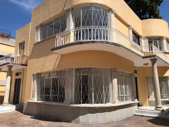 Casa Ideal Para Oficinas Silenciosas En Iztapalapa