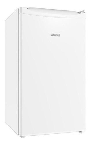 Geladeira/refrigerador 120 Litros 1 Portas Branco - Consul - 110v - Crc12abana
