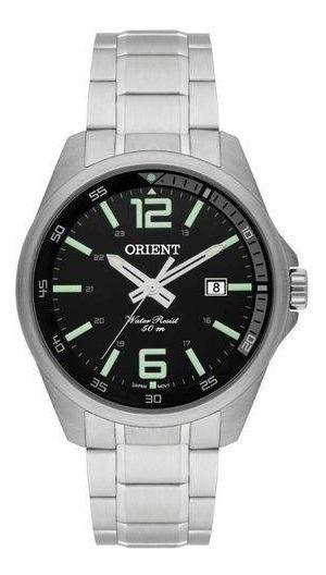Relógio Masculino Orient Prata Mbss1275 P2sx