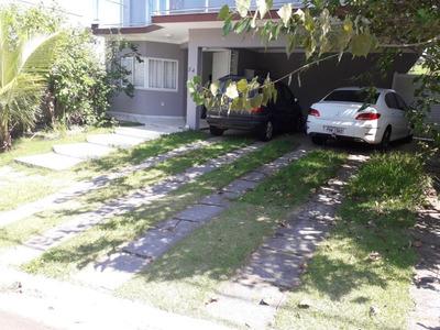 Casa Em Condomínio Residencial Canterville, Valinhos/sp De 330m² 3 Quartos Para Locação R$ 4.000,00/mes - Ca220391