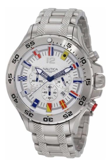 Relógio Náutica Chronograph N20503g