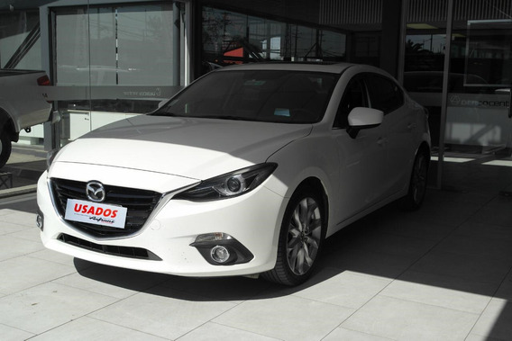 Mazda 3 Sedan Gt Año 2017