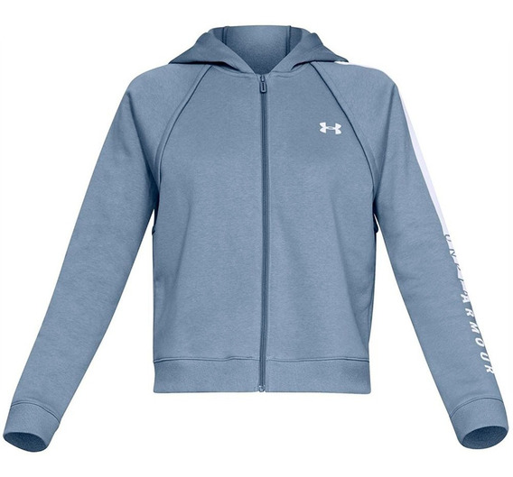 Campera Under Armour Rival Mujer