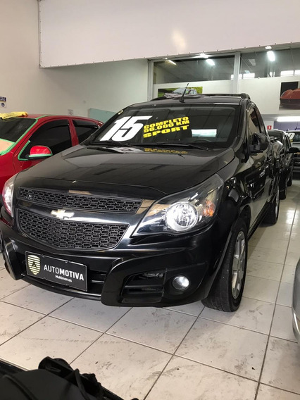 Chevrolet Montana 1.4 2015 Único Dono