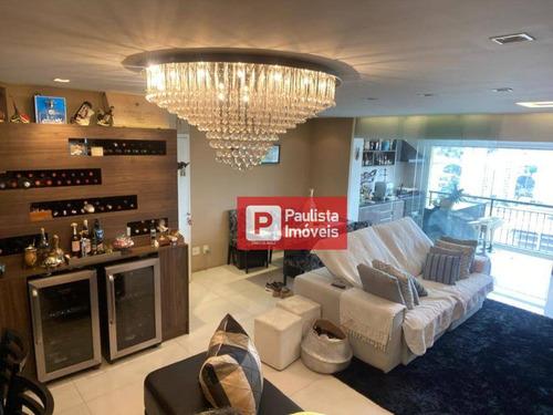 Apartamento À Venda, 110 M² Por R$ 1.200.000,00 - Vila Mascote - São Paulo/sp - Ap29972