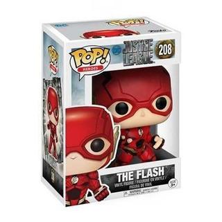 Funko Pop The Flash Dc Justice League #208