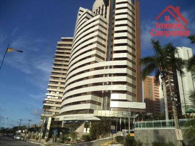 Othon Palace Avenida Beira Mar, 3470, 40 M² Por R$ 350.000 - Meireles - Fortaleza/ce - Fl0034