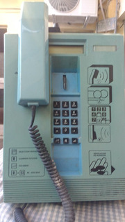 Telefono Publico Vintage Telefonica