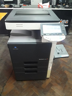 Impresora Konica Minolta 253 Hay Que Revisarle La Conectivad