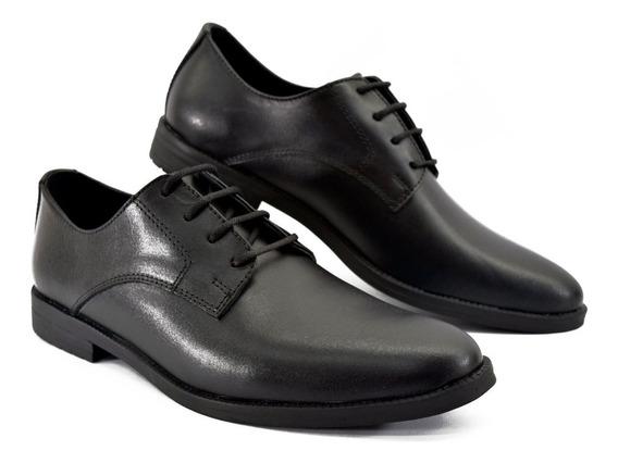 Zapato Vestir Pianino Niño De Cuero Art. 5000 Calzados Susy