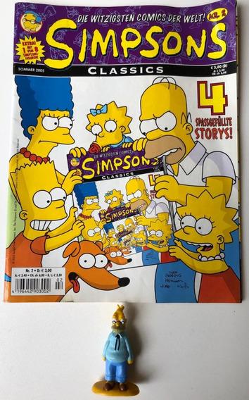 Gibi Simpson N° 2 C/ Miniatura Ed. Bongo