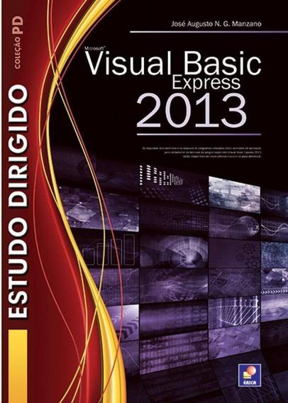 Estudo Dirigido De Microsoft Visual Basic Express 2013