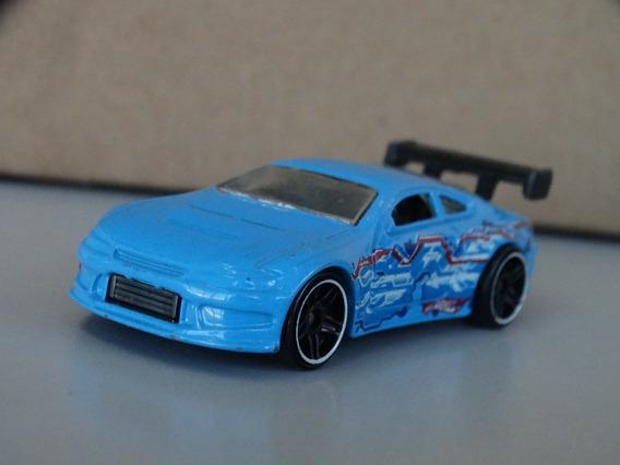 Nissan Silvia S-15 Azul 2009 - Hot Wheels 1:64 Loose