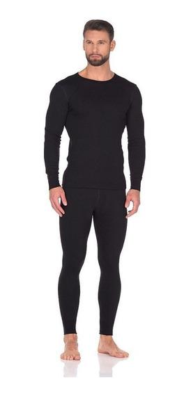 1 Calça + 1 Blusa Camisa 2 Pele Roupafrio Térmica Kit Viagem