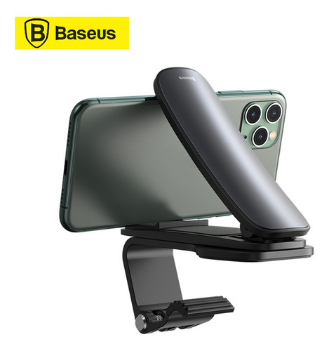 Soporte Para Vehículo Youpin Baseus (boca Ancha, Acero)