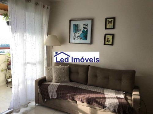 Imagem 1 de 30 de Apartamento Com 3 Dorms, Jaguaré, São Paulo - R$ 477 Mil, Cod: 132 - V132