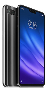 Xiaomi Mi 8 Lite Black Versão Global 4gb Ram 64 Rom