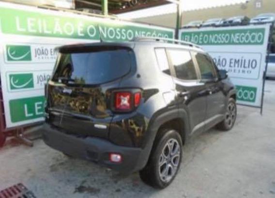 Sucata Jeep Renegade 2019 Diesel Blindado Retirada De Peças.