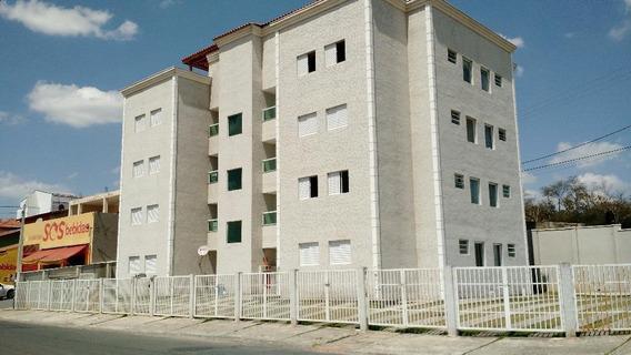 Apartamento Em Florianópolis, Jaguariúna/sp De 55m² 2 Quartos À Venda Por R$ 180.000,00 - Ap463708