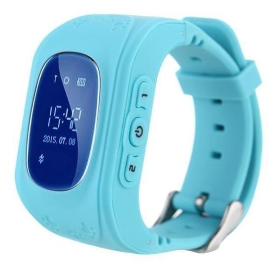 Smart Watch Q50 Para Niños Rastreador Gps