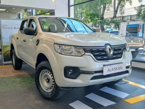 Renault Alaskan Confort 4x2 Anticipo $350.000 Tasa 0% (dv)