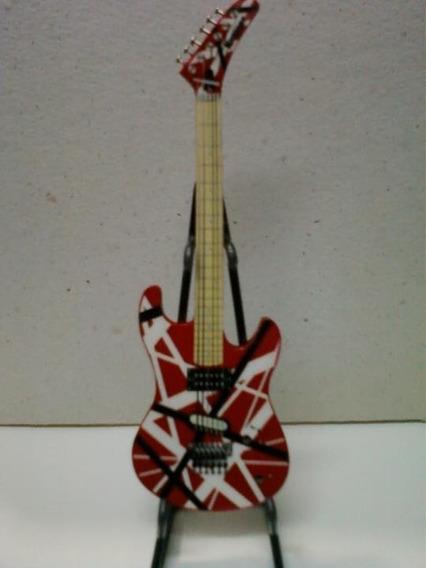 Guitarra Miniatura, Centro De Mesa, Adorno Para Torta
