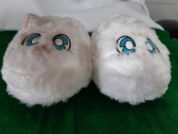 Pantuflas Gato Sailor Mon Artemis