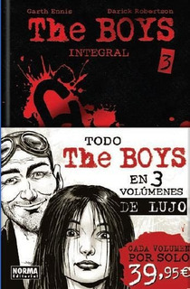 The Boys Integral 3; Robertson Ennis