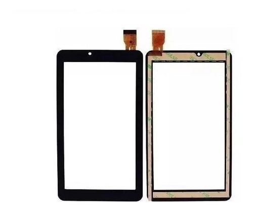 Tela Vidro Touch Tablet Multilaser M7s Plus Preto Ml-ji22