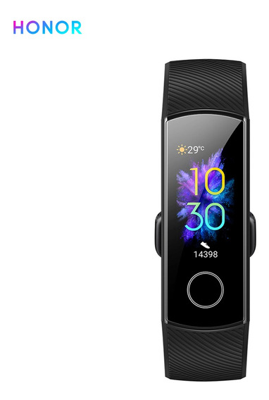 Reloj Inteligente Huawei Honor Banda 5 Amoled, Negro