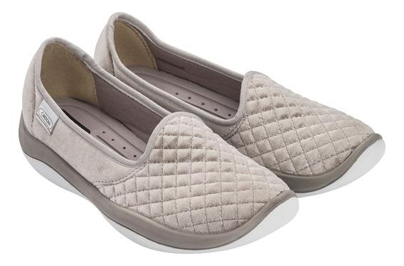 Tênis Feminino Grendha Slip Dinamica Leve Conforto