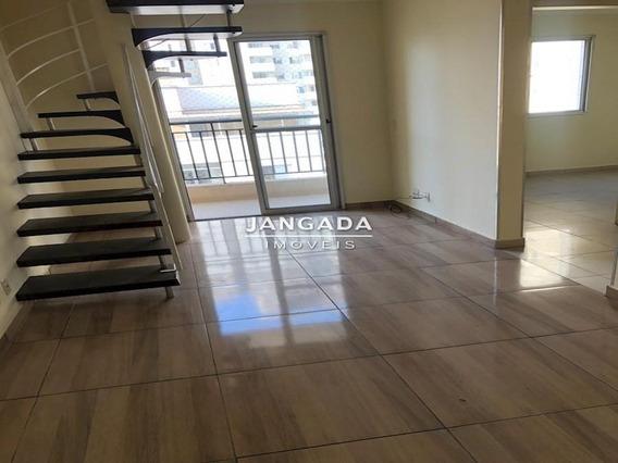 Apartamento Cobertura Com 3 Dormitorios No Condominio Guaruja - Conceicao/osasco - 11686v