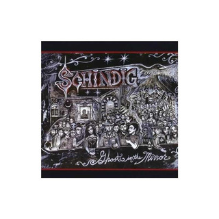 Schindig Ghosts In The Mirror Usa Import Cd Nuevo