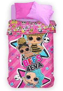 Acolchado 1 1/2 Infantil Piñata - Disney Todos Los Diseños
