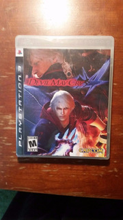 Devil May Cry 4 Ps3 Barato