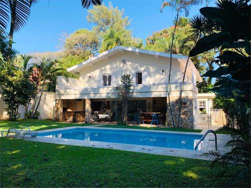 Imagem 1 de 25 de Casa A Venda Em Interlagos 4 Dormitorios Reformada - Reo386870