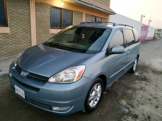 Toyota Sienna Xle At 2005