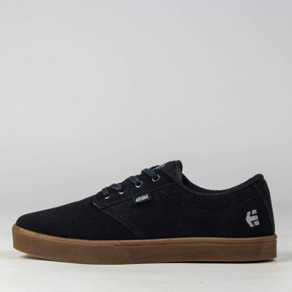 Tênis Skate Etnies Jameson Black/gum Original