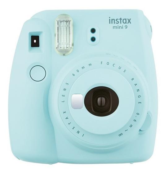 Câmera Fujifilm Instax Mini 9 Revelação Instantânea Fuji Nf