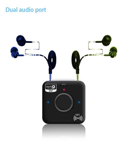 B7 Plugue Adaptador Bluetooth 4.2 Receptor Sem Fio Lx Baixa