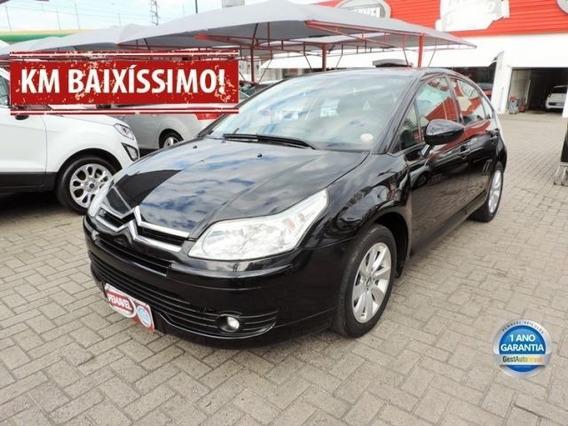 Citroën C4 Exclusive 2.0 16v Flex, Oxt0479