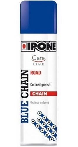 Imagen 1 de 1 de Lubricante Cadena Ipone Azul Blue Chain Road X 250ml Oferta