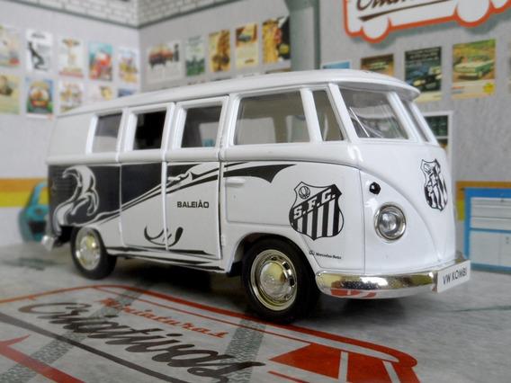 Miniatura Kombi Do Santos Baleião