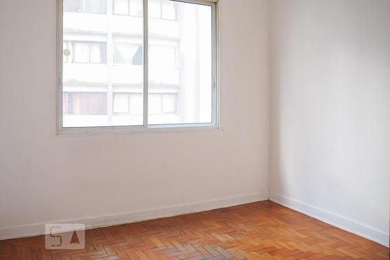 Apartamento Para Aluguel - Consolação, 1 Quarto, 30 - 893049353