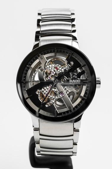 Reloj Rado Centrix Automatico Openheart Caballero R30179113