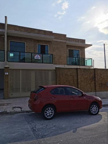 Casa Geminada Com 3 Quartos Para Comprar No Monte Verde Em Betim/mg - 1355