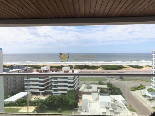 Apto En La Brava Con Excelente Vista Al Mar - Consulte!!!!- Ref: 2731
